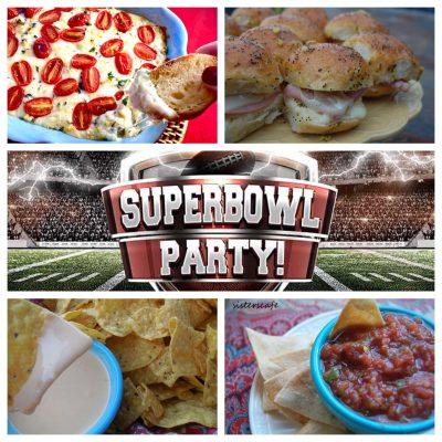Super Bowl Party Food Ideas –Part 1 (Savory)