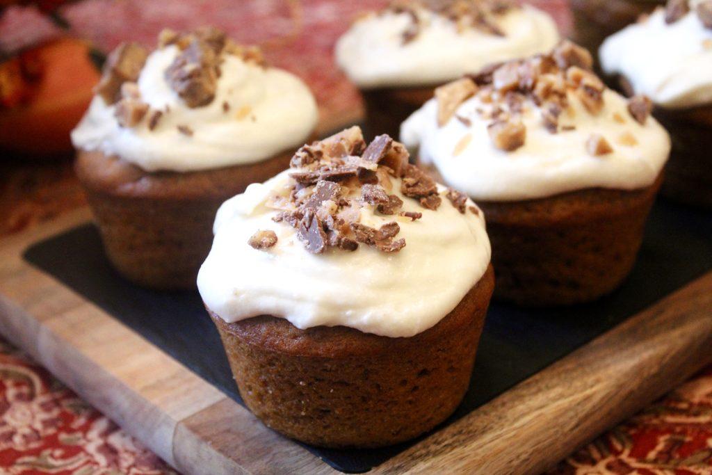 Barefoot Contessa Pumpkin E Cupcakes