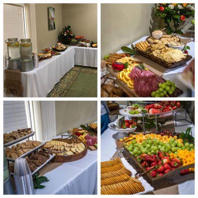 Wedding Reception Recipes and Ideas